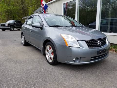 2008 Nissan Sentra for sale in Gill, MA