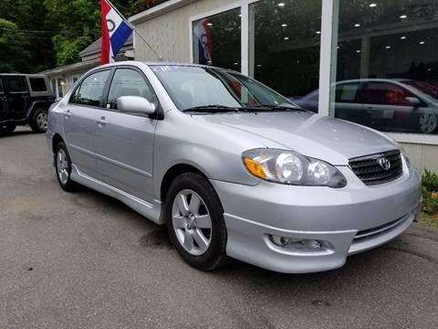 2005 Toyota Corolla for sale in Gill, MA