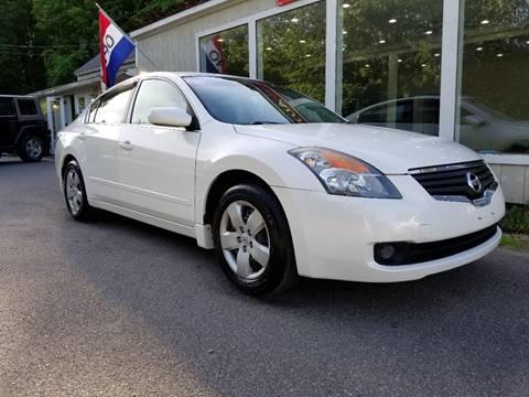 2008 Nissan Altima for sale in Gill, MA