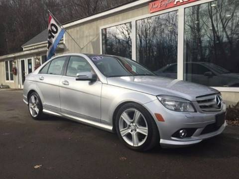 2010 Mercedes-Benz C-Class for sale in Gill, MA
