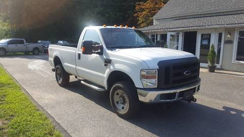2008 Ford F-350 Super Duty for sale in Gill, MA