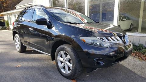 2009 Nissan Murano for sale in Gill, MA
