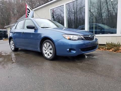 2008 Subaru Impreza for sale in Gill, MA