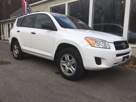 2009 Toyota RAV4 for sale in Gill, MA