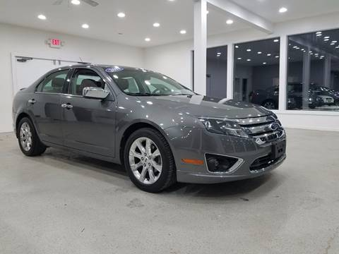 2011 Ford Fusion for sale in Gill, MA