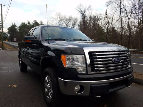 2010 Ford F-150 for sale in Gill, MA