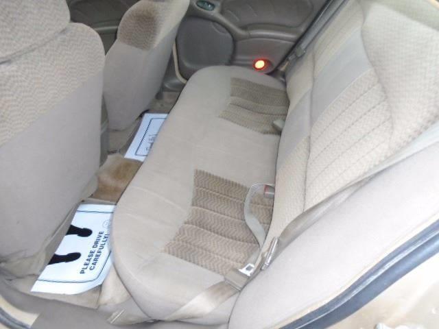 2005 Pontiac Grand Am SE Fleet 4dr Sedan - Fairfield IA