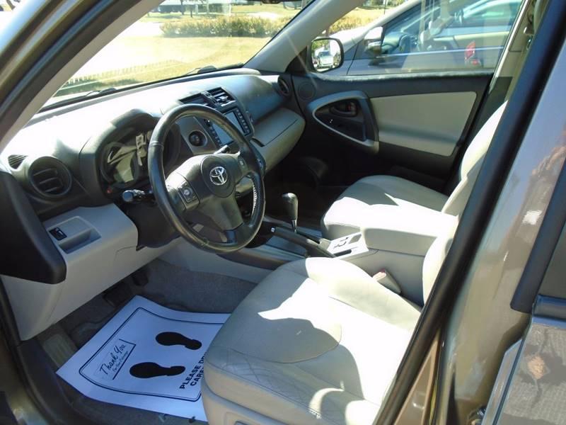 2011 Toyota RAV4 4x4 Limited 4dr SUV - Fairfield IA