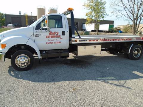 2010 Ford F650 SUPER DUTY DIESEL TRUCK for sale in Fairfield, IA