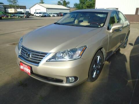 2012 Lexus ES 350 for sale at BOBS AUTOMOTIVE INC in Fairfield IA