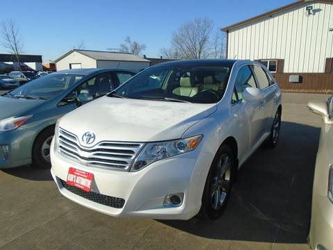 2009 Toyota Venza for sale at BOBS AUTOMOTIVE INC in Fairfield IA