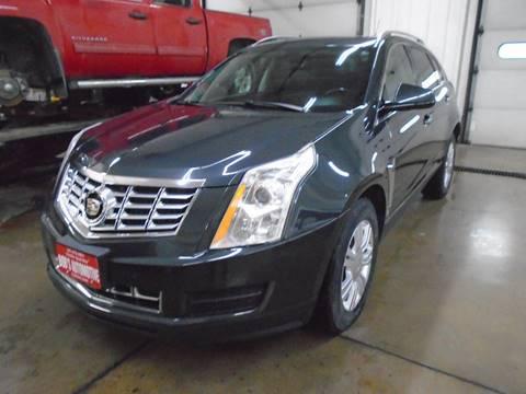 2014 Cadillac SRX for sale at BOBS AUTOMOTIVE INC in Fairfield IA