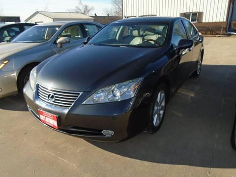 2009 Lexus ES 350 for sale at BOBS AUTOMOTIVE INC in Fairfield IA