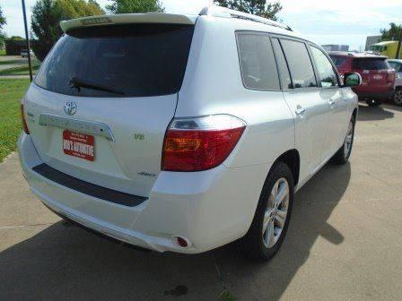 2009 Toyota Highlander AWD Limited 4dr SUV - Fairfield IA