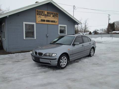 2004 BMW 3 Series for sale in Nampa, ID
