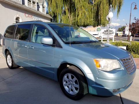 2010 Chrysler Town and Country for sale in Lehi, UT