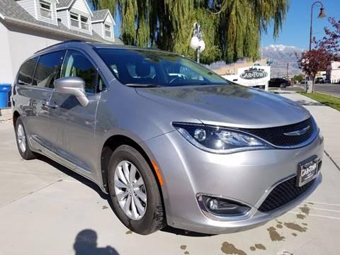 2017 Chrysler Pacifica for sale in Lehi, UT