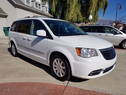 2015 Chrysler Town and Country for sale in Lehi, UT