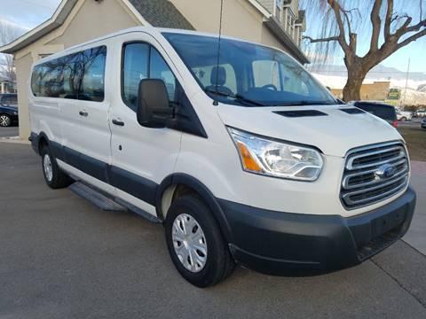 2017 Ford Transit Passenger for sale in Lehi, UT