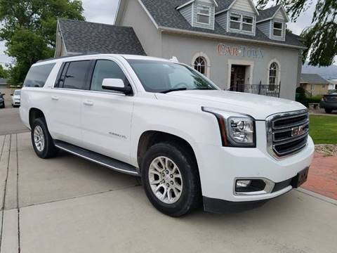 2017 GMC Yukon XL for sale in Lehi, UT