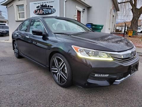 2017 Honda Accord for sale in Lehi, UT