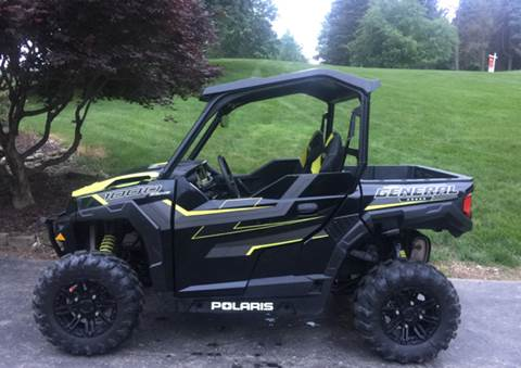 2017 Polaris General 1000 Deluxe GPS/sound for sale in Pittsburgh, PA