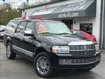 2008 Lincoln Navigator L for sale in Knoxville, TN