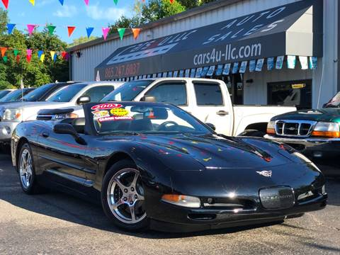 2003 Chevrolet Corvette for sale in Knoxville, TN
