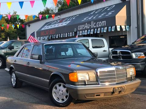 1986 Mercedes-Benz 560-Class for sale in Knoxville, TN