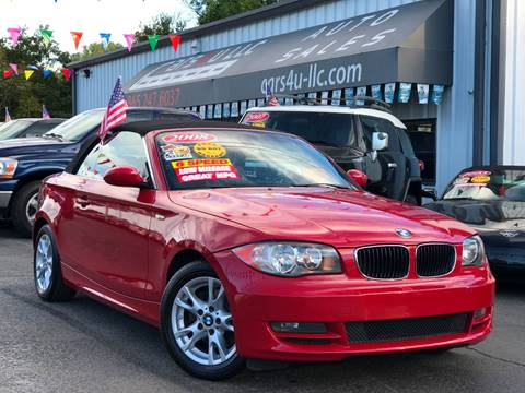 2008 BMW 1 Series for sale in Knoxville, TN