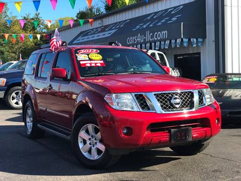 2012 Nissan Pathfinder for sale in Knoxville, TN