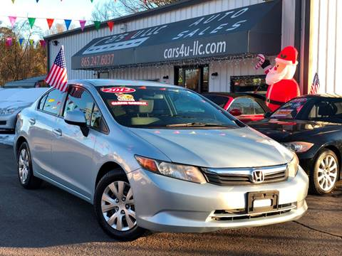 2012 honda civic for sale in knoxville tn for Honda knoxville tn