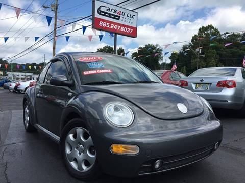 2003 Volkswagen New Beetle for sale in Knoxville, TN
