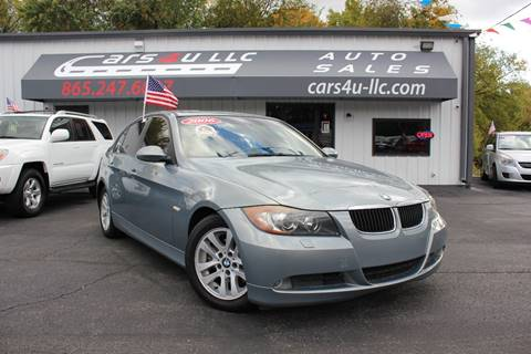 2006 BMW 3 Series for sale in Knoxville, TN