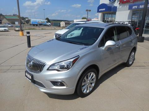 2017 Buick Envision for sale in Hastings, NE