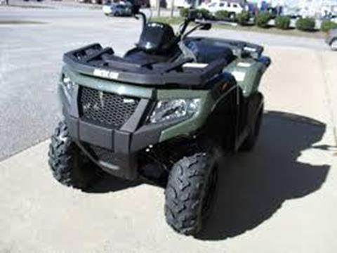 2017 Arctic Cat ALTERRA300