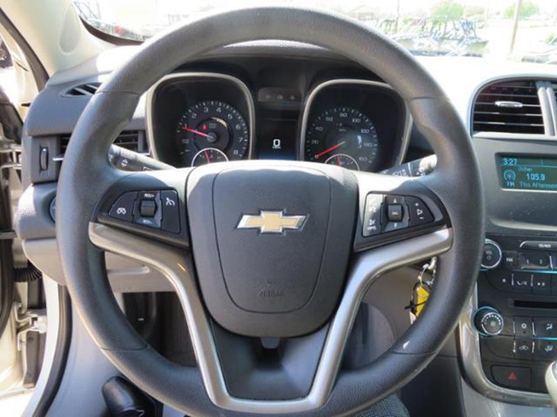 2016 Chevrolet Malibu LT 4dr Sedan w/1LT - Hastings NE