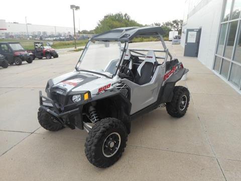 2012 Polaris Rzr S for sale in Hastings, NE