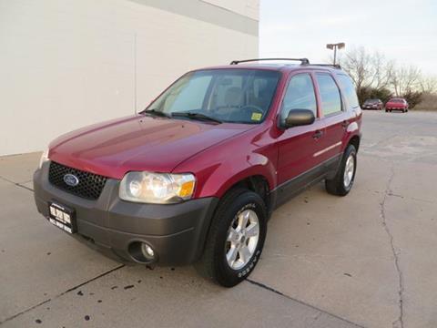Used 2006 Ford Escape For Sale In Nebraska