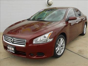 2012 Nissan Maxima for sale in Hastings, NE