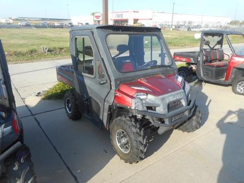 2012 Polaris Ranger 4x4