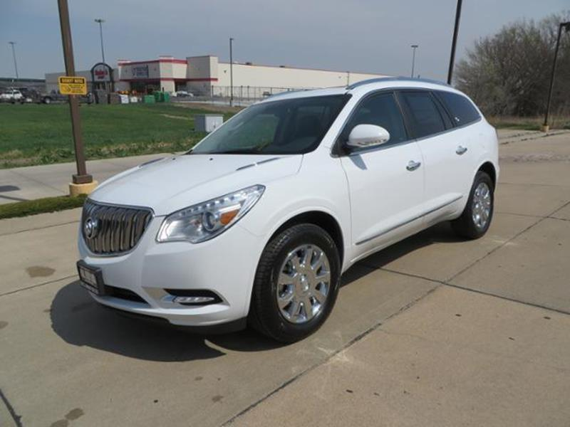 2017 Buick Enclave Premium AWD 4dr SUV - Hastings NE