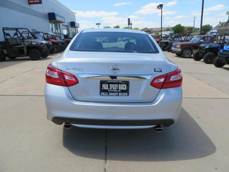 2016 Nissan Altima  - Hastings NE