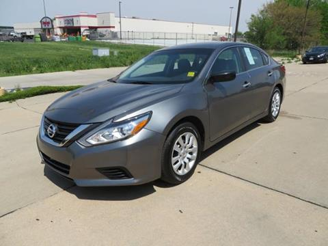 2016 Nissan Altima for sale in Hastings, NE