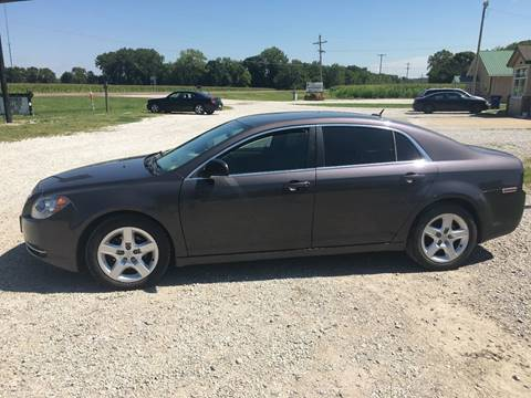 2011 Chevrolet Malibu for sale in Linwood, KS