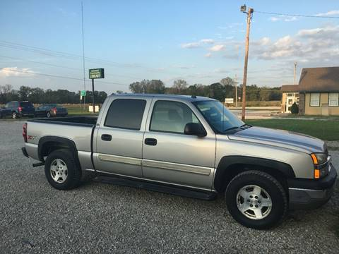2004 Chevrolet Silverado 1500 for sale in Linwood, KS