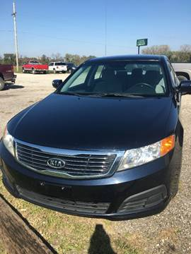 2010 Kia Optima for sale in Linwood, KS