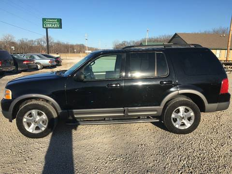 2003 Ford Explorer for sale in Linwood, KS