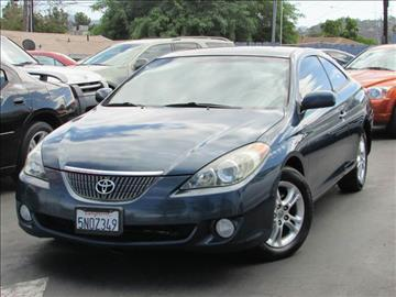 2006 Toyota Camry Solara for sale in San Diego, CA