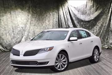 2015 Lincoln MKS for sale in Michigan City, IN